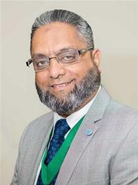 Councillor Zamir Khan